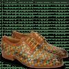 Derby Schuhe Woody 10 Woven Multi Tan