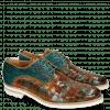 Derby Schuhe Brad 7 Classic Woven Multi