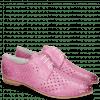 Derby Schuhe Monica 2 Vegas Perfo Diamond Lilac