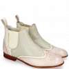 Stiefeletten Sally 19 Nappa Glove Pink Salt Cream Perfo Tropical Sea