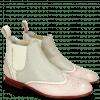 Stiefeletten Sally 19 Nappa Glove Pink Salt Cream Perfo Tropical Sea