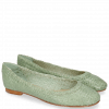 Ballerinas Kate 5 Woven Light Mint