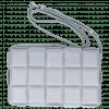 Handtaschen Pippa 1 Nappa Sky
