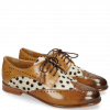 Derby Schuhe Selina 41 Wood Sand Hairon Wildcat