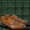 Derby Schuhe Albert 2 Tan Tex Pixel Orange