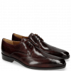 Derby Schuhe Lewis 9 Bordo Lining Rich Tan