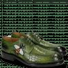 Derby Schuhe Parker 1 Crock Ultra Green