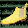 Stiefeletten Susan 10 Imola Perfo Margarine Elastic Lino