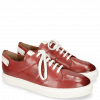 Sneakers Harvey 15 Ruby Tongue Patch White