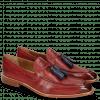 Loafers Leonardo 1 Pisa Ruby Tassel Wind