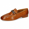Loafers Clive 16 Imola Tan Strap Navy Orange Olive