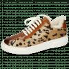 Sneakers Hailey 5 Wood Hairon Lince Beige Tan Wood