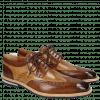 Derby Schuhe Marvin 1 Wood Sand Tassel Modica Navy