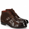 Stiefeletten Patrick 11 Dark Brown Lima Dark Brown