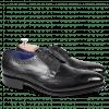 Derby Schuhe Charles 2 Crust Black LS