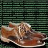 Oxford Schuhe Jeff 28 Tan Mid Brown Nougat Make Up Nude
