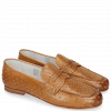 Loafers Caroline 3 Vegas Tan Rivets
