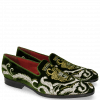 Loafers Prince 2 Velluto Pine Embrodery Gold