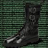 Stiefel Selina 50 Black Lasercut