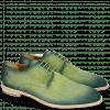 Derby Schuhe Ryan 3 Suede Pattini New Grass Shade Pine