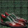 Derby Schuhe Dave 2 Ruby Grigio Pine