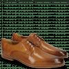 Derby Schuhe Martin 1 Berlin Perfo Tan Laces