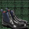 Stiefeletten Toni 6 Black Electric Blue Elastic Navy