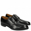 Derby Schuhe Kane 2 Black New HRS