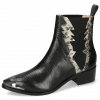 Stiefeletten May 1 Guanna Black Snake Off White