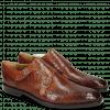 Monk Schuhe Martin 2 Venice Crock Tan Insole Leather