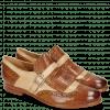 Monk Schuhe Selina 2 Pisa Tan Nude Strap