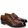 Oxford Schuhe Lionel 1 Burgundy