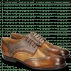 Derby Schuhe Sally 15 Wood Fermont Coppa Sand