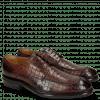 Derby Schuhe Parker 1 Crock Mogano