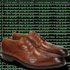 Derby Schuhe Jeff 1 Crock Tan