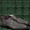 Derby Schuhe Elvis 1 Fermont Gunmetal