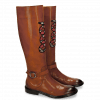 Stiefel Sally 59 Wood Embrodery Snake New HRS Thick