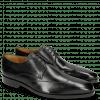Derby Schuhe Lewis 9 Black Lining Rich Tan