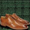 Derby Schuhe Alex 1 Venice Pebble Tan
