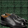 Oxford Schuhe Lionel 2 Navy Lines