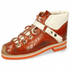 Stiefeletten Eliza 1 Crock Winter Orange Vegas White
