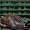 Derby Schuhe Patrick 13 Milano Grigio Aspen Burgundy