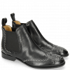 Stiefeletten Sally 45 Berlin Perfo Black