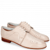 Derby Schuhe Sally 1 Glove Nappa Rose