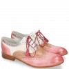 Oxford Schuhe Amelie 70 Vegas Skin Light Rose Timor Silver White