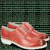 Derby Schuhe Amelie 7 Vegas Red