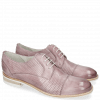 Derby Schuhe Amelie 2 Vegas Perfo Light Purple