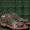 Derby Schuhe Brad 7 Classic Woven Multi Textile