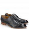 Derby Schuhe Kane 5 Dark Navy