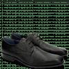 Derby Schuhe Rico 1 Venice Haina Print 316 Black